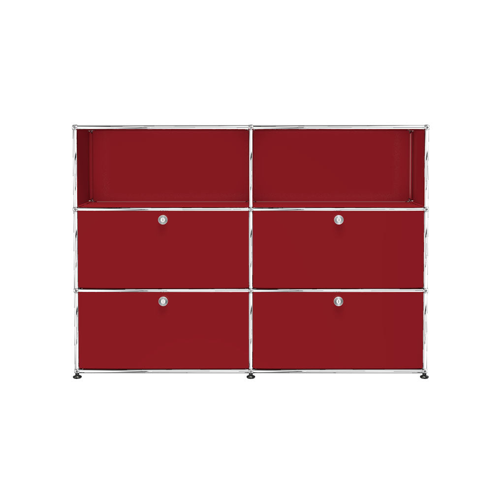Haller Sideboard In Red