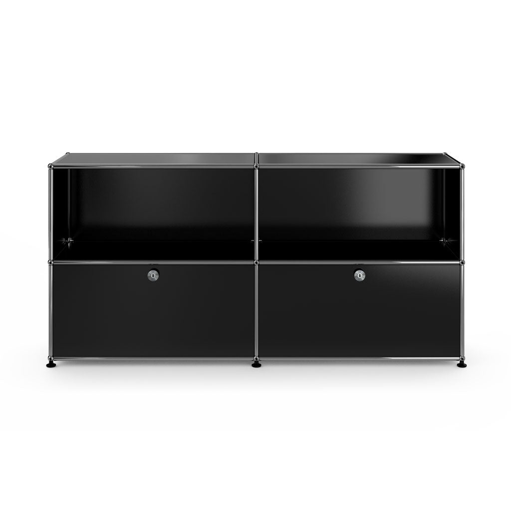 Haller Sideboard In Black - 3 Formats