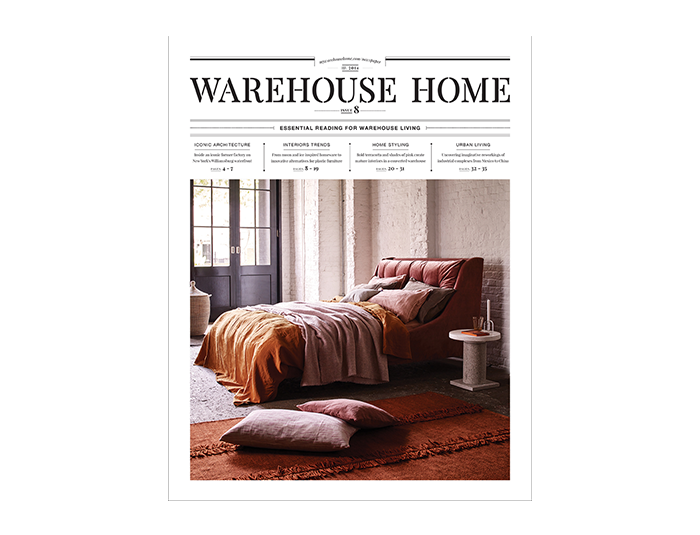 Warehouse Home Issue Eight