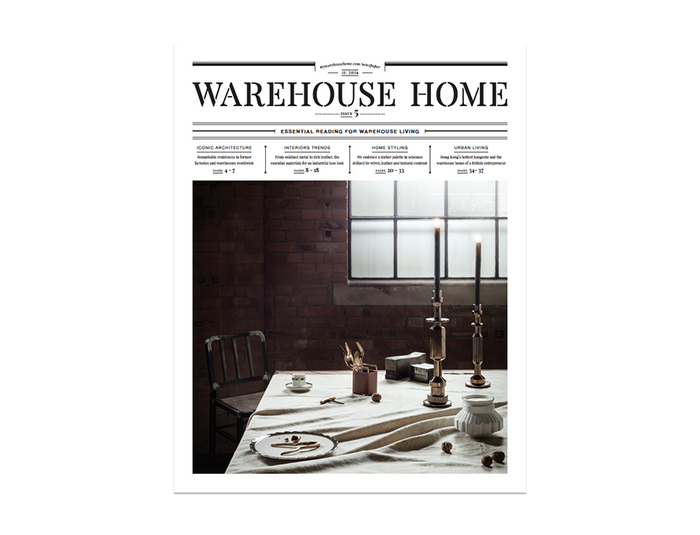 Warehouse Home Issue Five