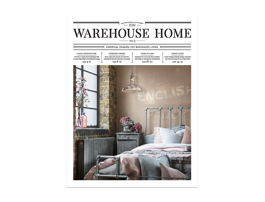 Warehouse Home Issue One
