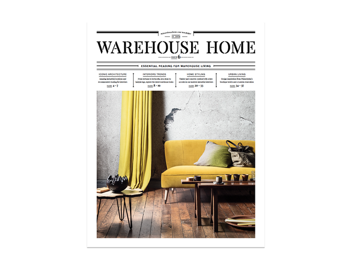 Warehouse Home Issue Six