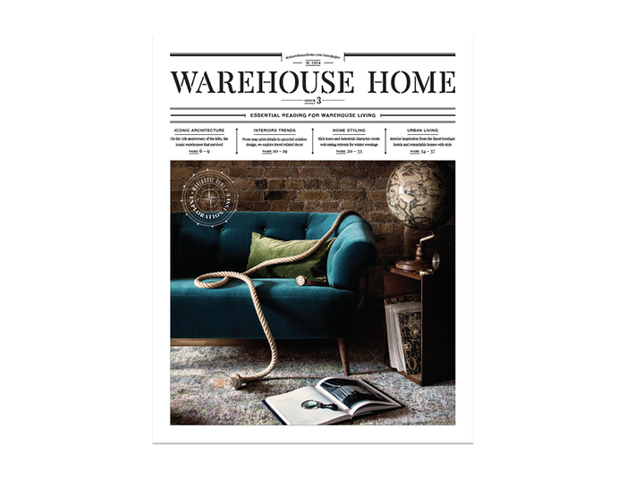 Warehouse Home Issue Three
