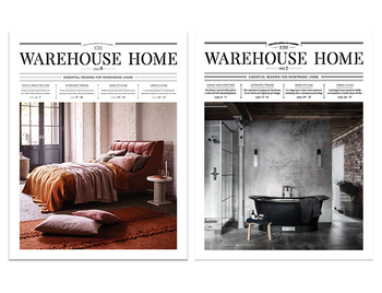 Warehouse Home Annual Subscription