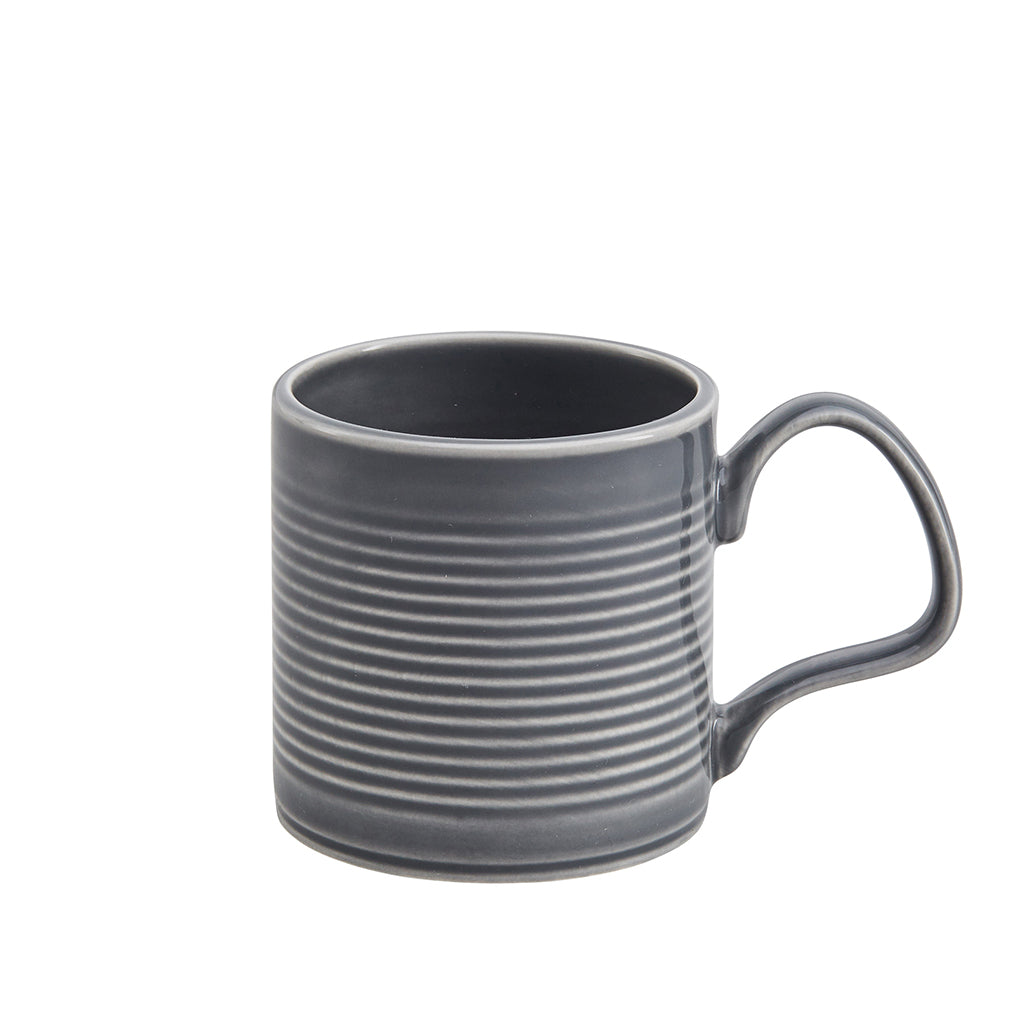 Tin Can Small Mug In Grey