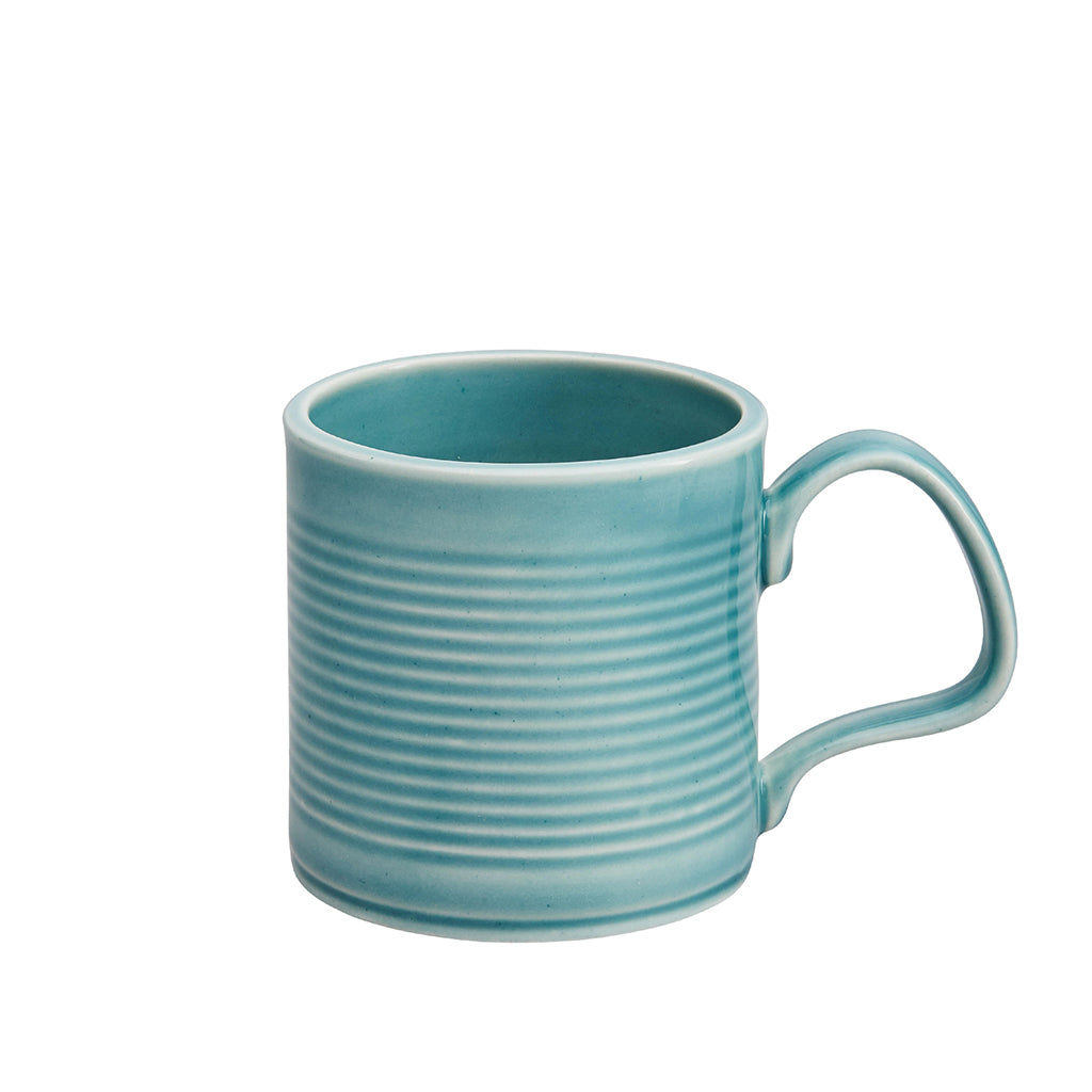 Tin Can Small Mug In Blue
