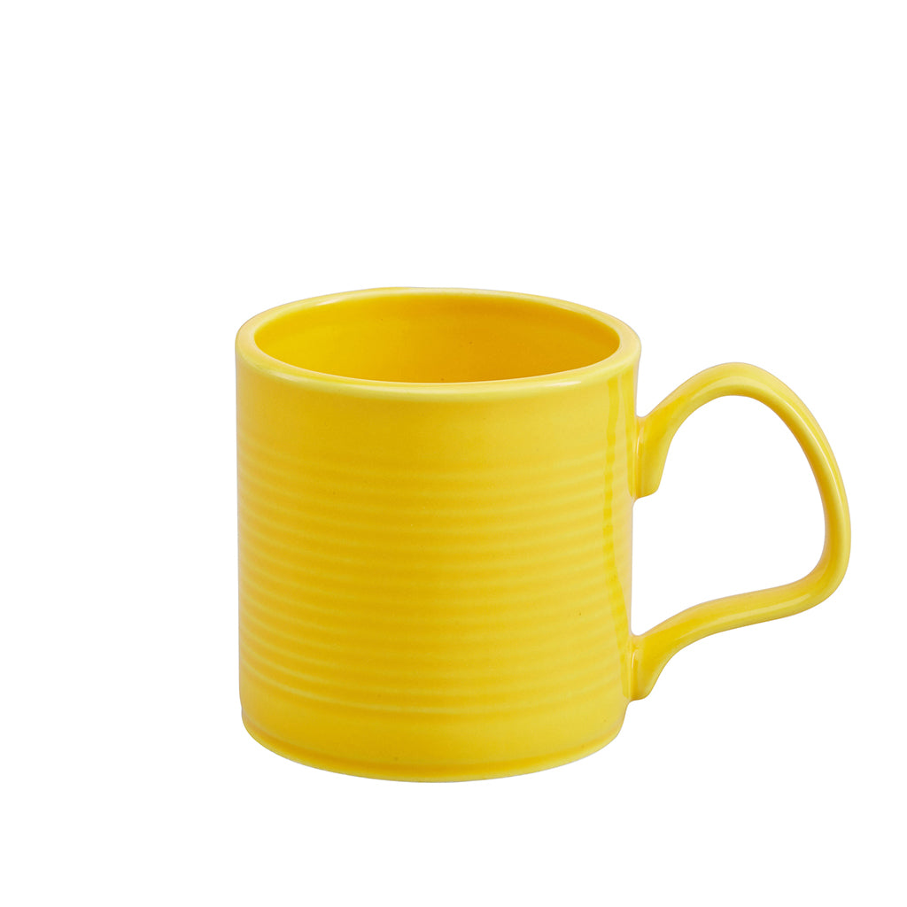 Tin Can Small Mug In Yellow