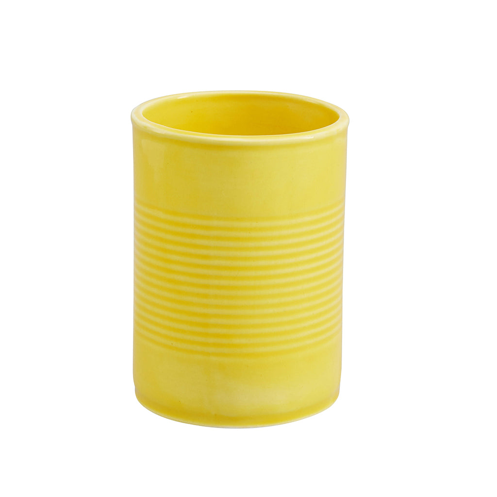 shop this corrugated tin mag mug from stolen form in yellow in the warehouse home shop