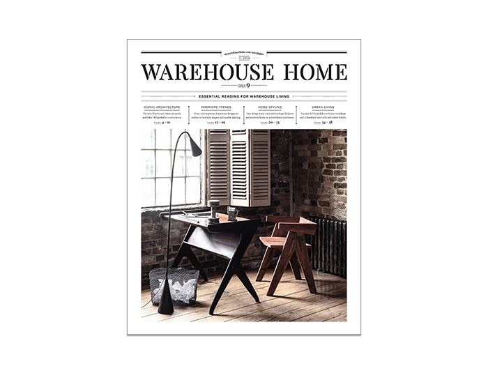 Warehouse Home Issue Nine