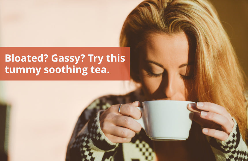 Soothing Indigestion Tea