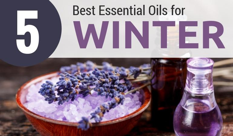 5 Best Essential Oils for Winter