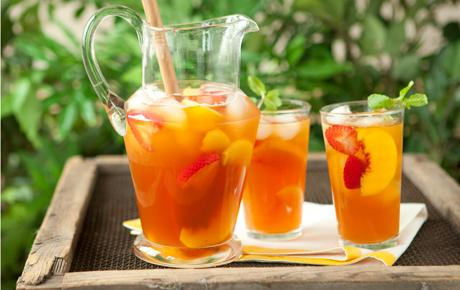 Keep Cool with Seven Refreshing Herbal Iced Teas