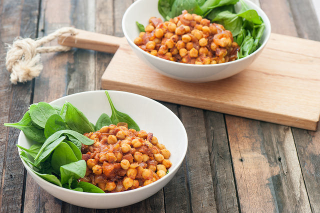 Super Chickpea Curry