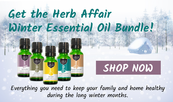 Winter Essential Oil Bundle