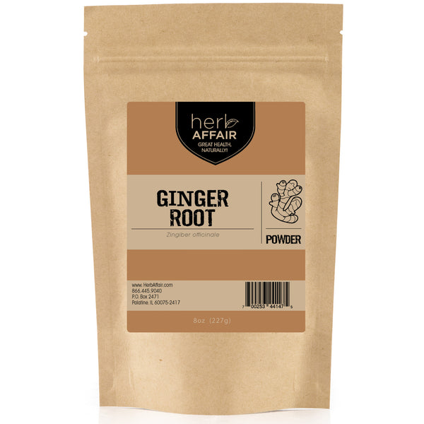 Ginger Root Powder (8 oz)