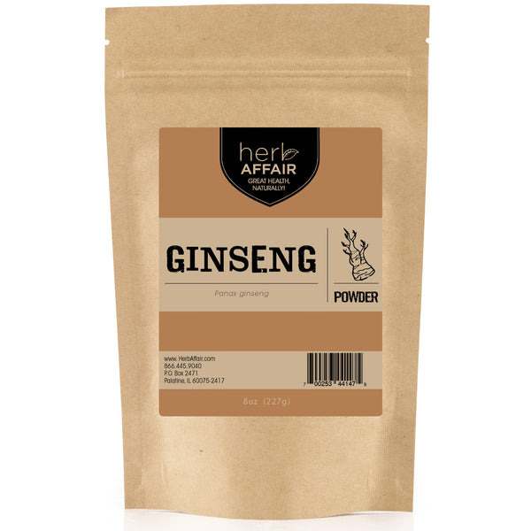 Ginseng Powder (8 oz)