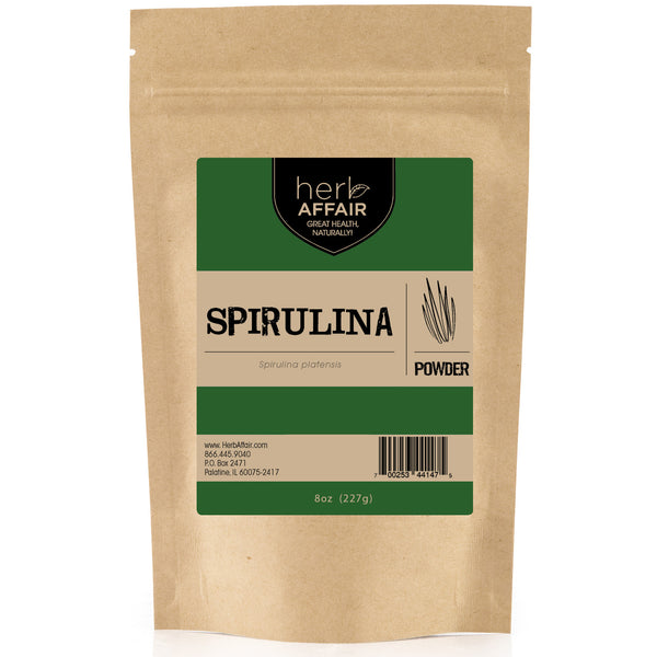 Spirulina Powder (8 oz)