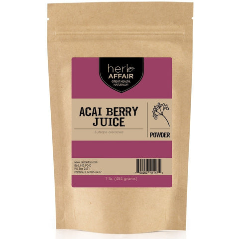 Acai Berry Juice Powder