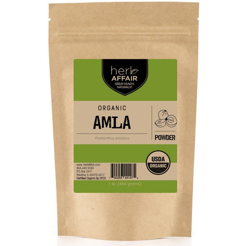 Amla Powder, organic