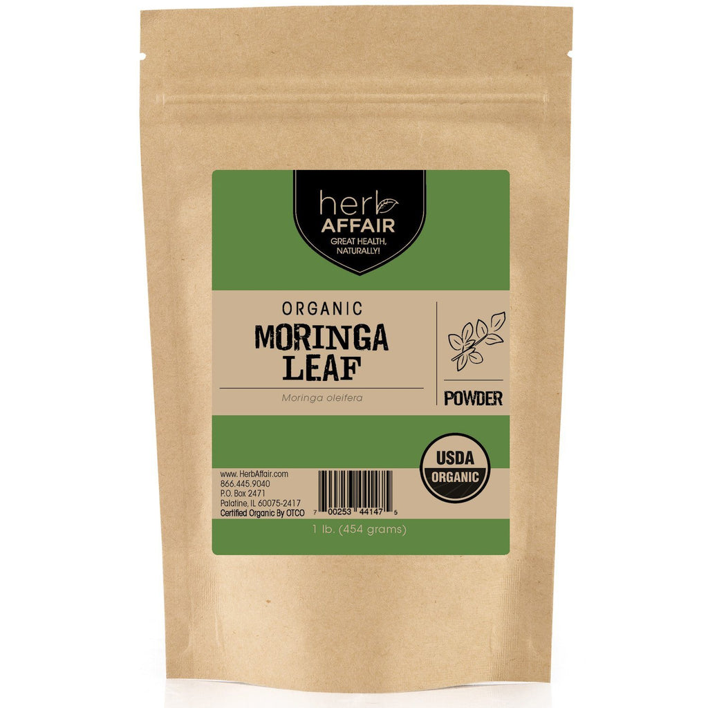 Moringa Leaf Powder, organic