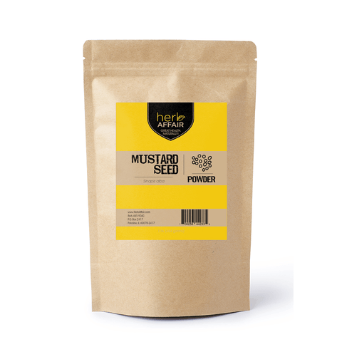 Mustard Seed Powder (Yellow)