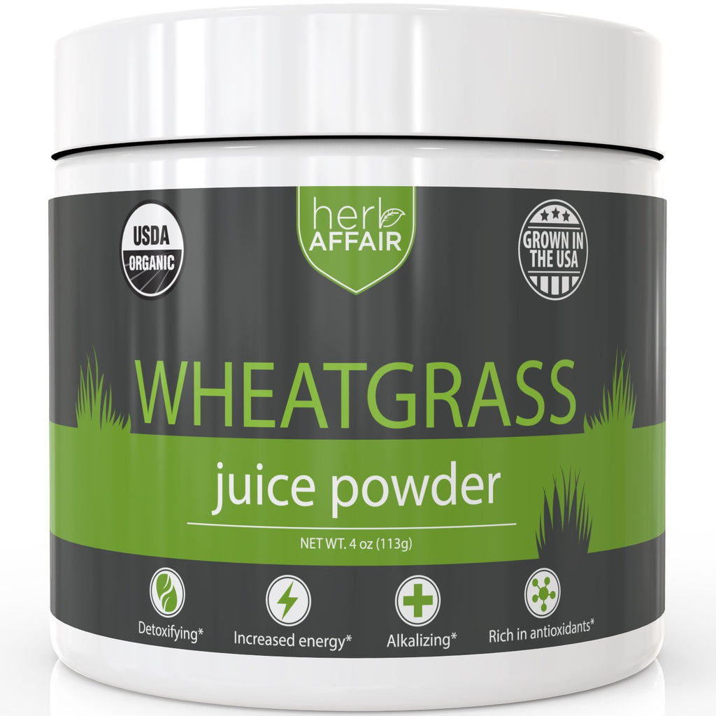 Wheatgrass Juice Powder, organic