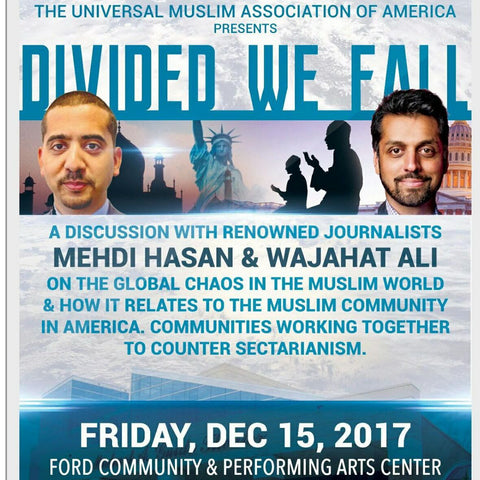 Divided We Fall featuring Mehdi Hasan and Wajahat Ali