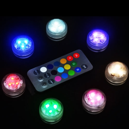 LED waterproof lot de 10