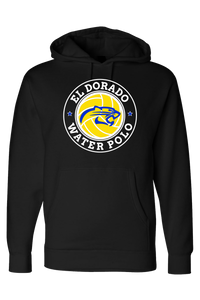 EDHS WP | Hooded Sweatshirt - Black