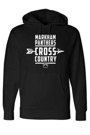 Markham XC | Hooded Sweatshirt - Black