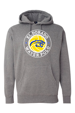 EDHS WP | Hooded Sweatshirt - Grey