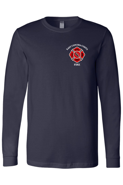 ECCFPD | Long Sleeve Tee - TALL