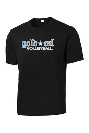 Gold Cal | PERFORMANCE Short Sleeve