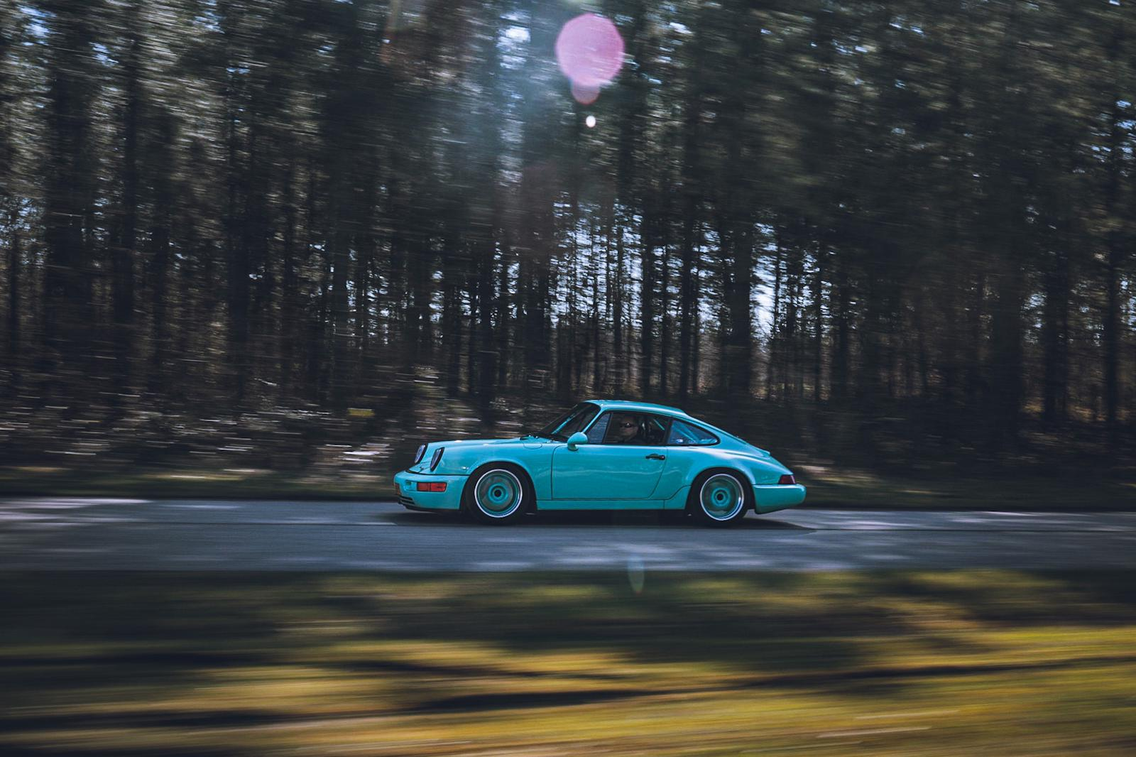 Roadr Stories - The Porsche 964