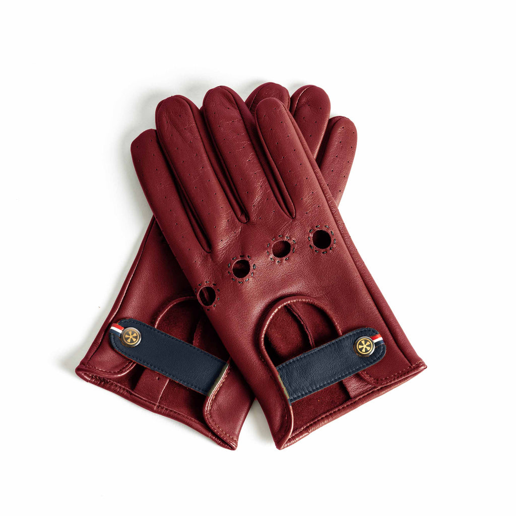 Best mens driving gloves Red
