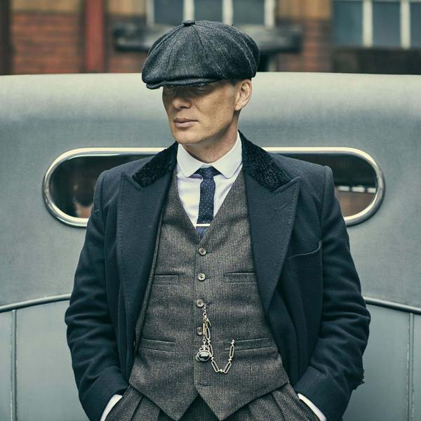 Les casquettes Gavroche des Peaky Blinders