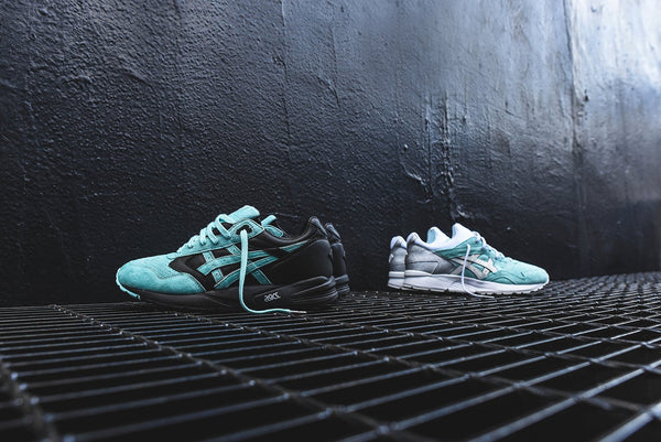Diamond X Asics X Ronnie Fieg