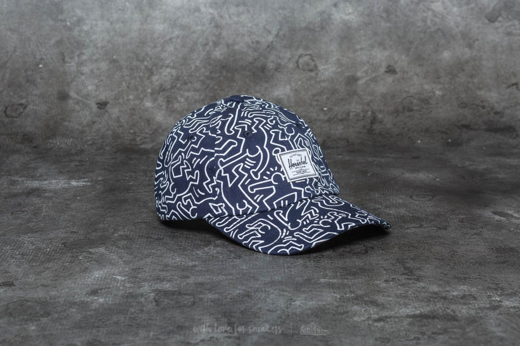 Casquette Herschel Keith Harrings