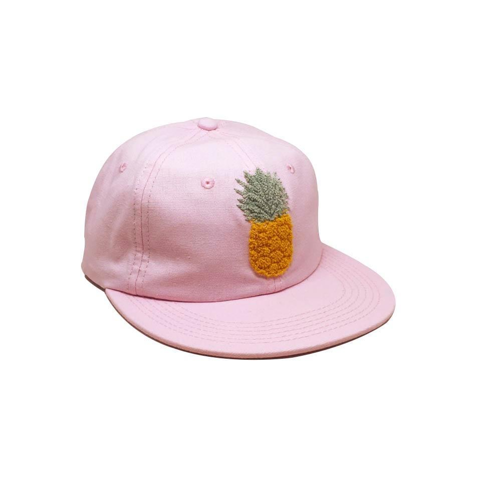Casquette AMBSN California Pine Pink Rose