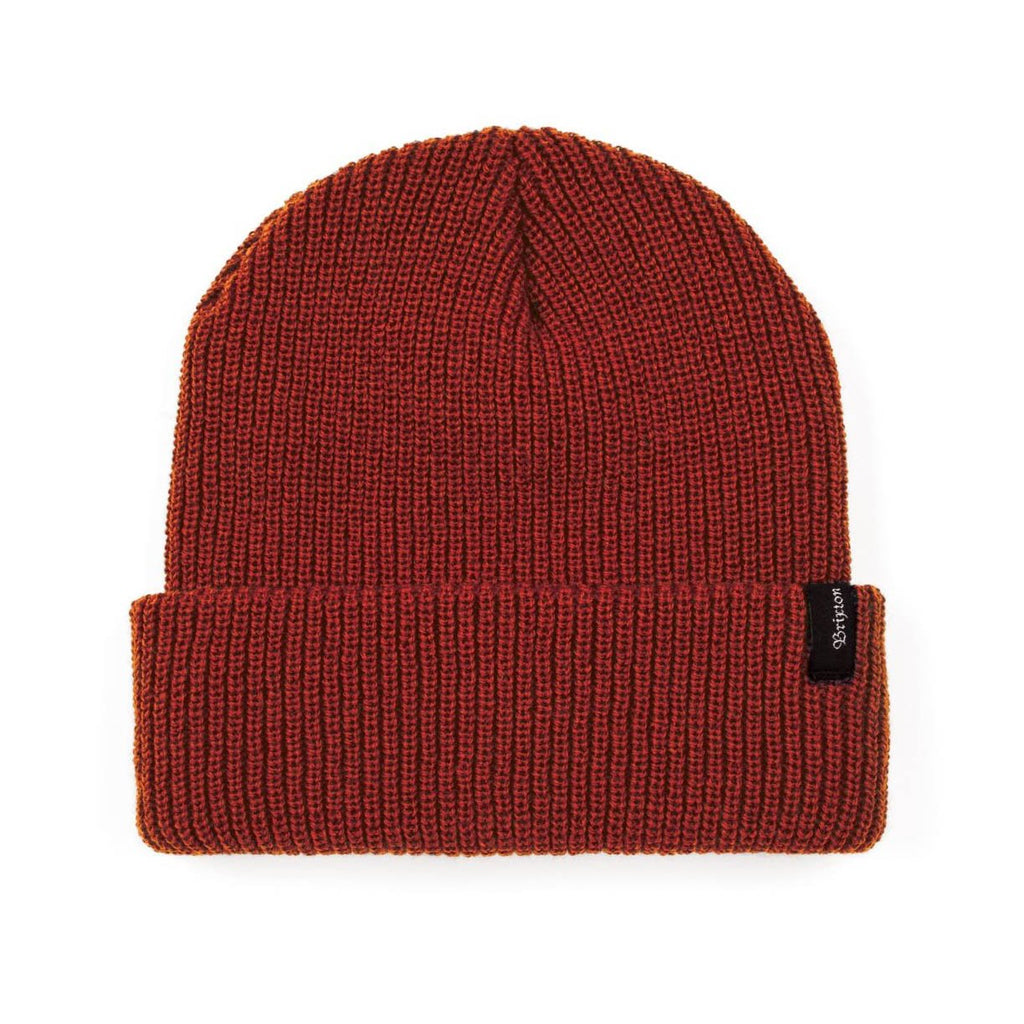Heist Rust Rouge Brique Rouille Brixton - Bonnet