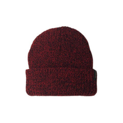 Lil Heist Navy Red Rouge Chiné Brixton - Bonnet Enfant