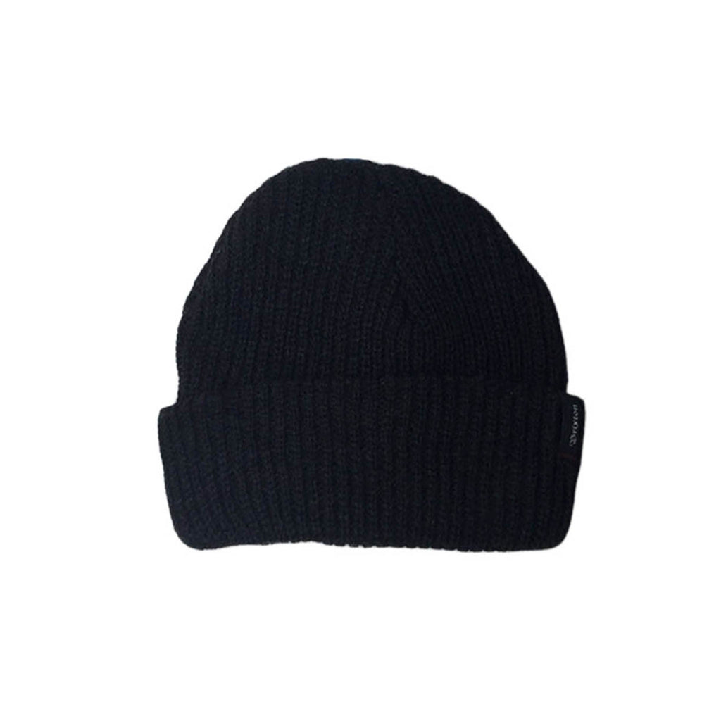 Lil Heist Washed Black Noir Brixton - Bonnet Enfant
