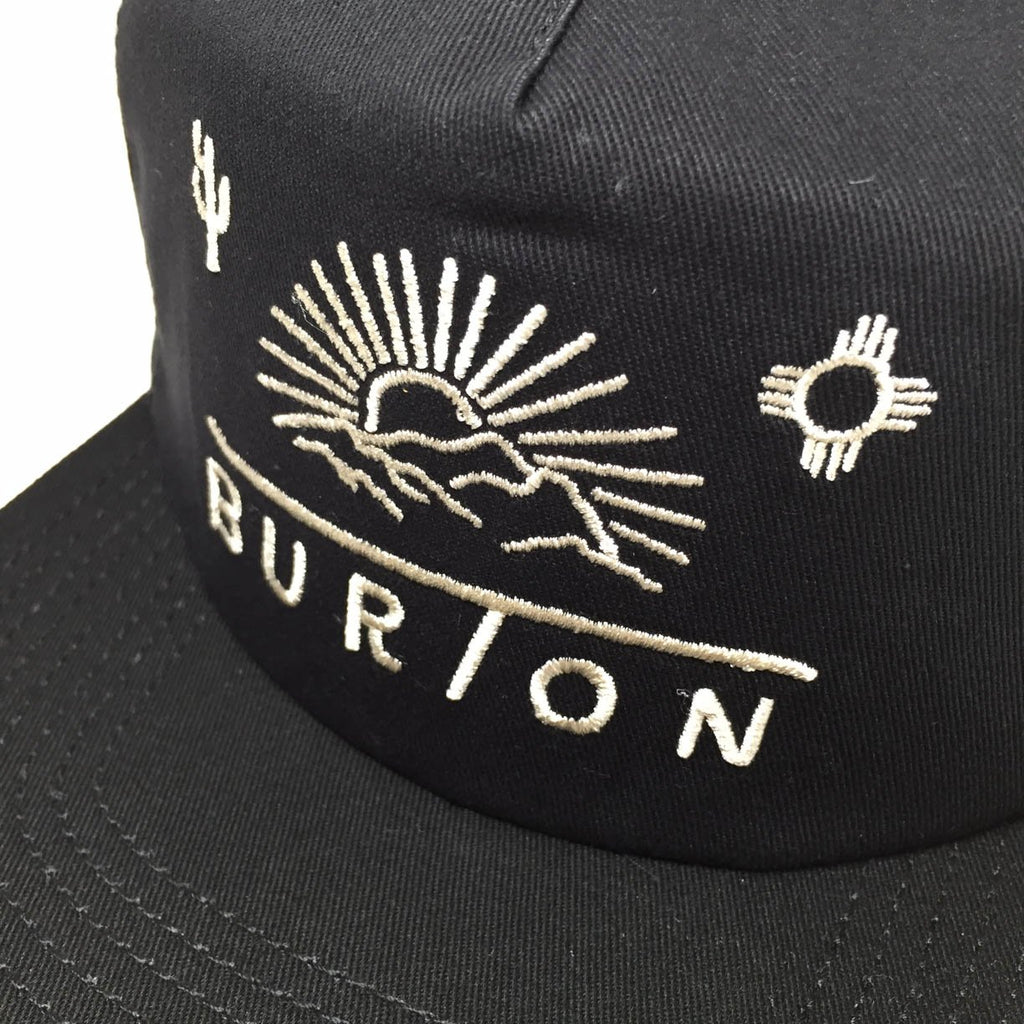 Burton Sunrise Cap Black