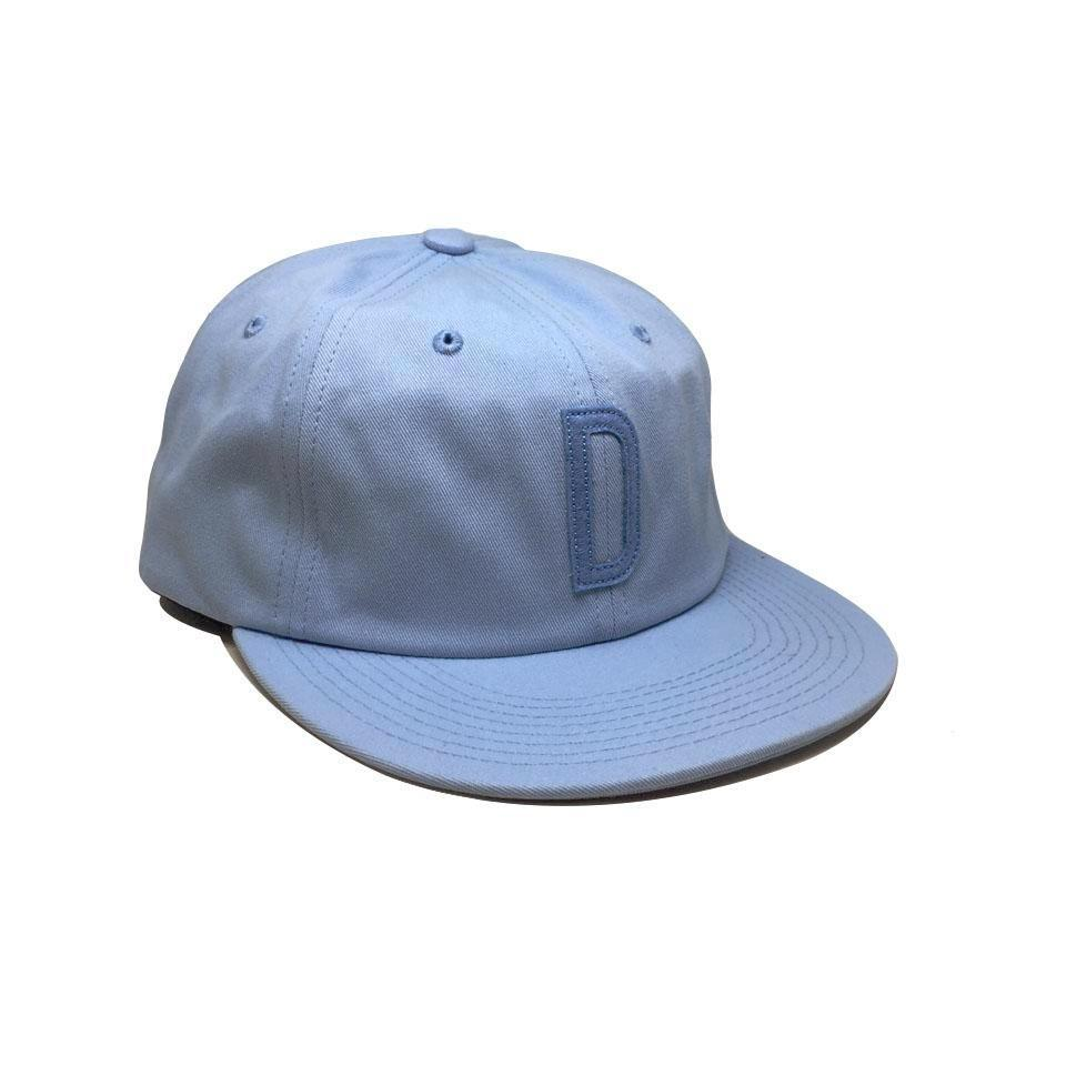 Casquette Diamond Home Team Unstructured Deconstructed Snapback Powder Blue Bleu Ciel