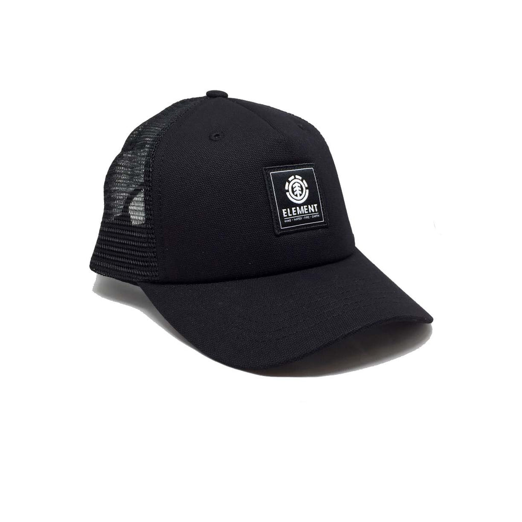 Casquette Element Icon Mesh Cap All Black