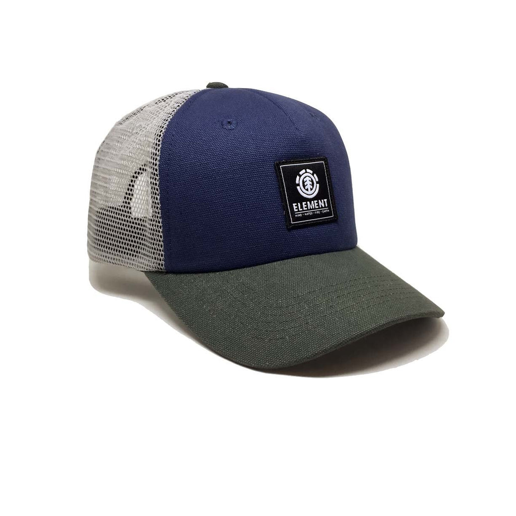 Casquette Trucker Element - Icon Mesh Cap Indigo Blue
