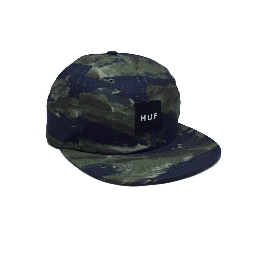 Casquette Huf - Tiger Camouflage