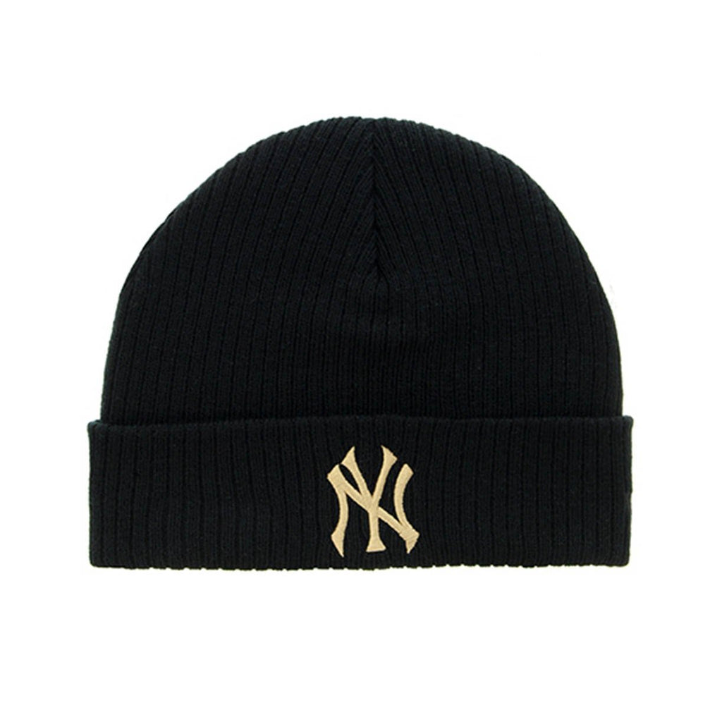Yankees Club Coop Black Noir New Era - Bonnet