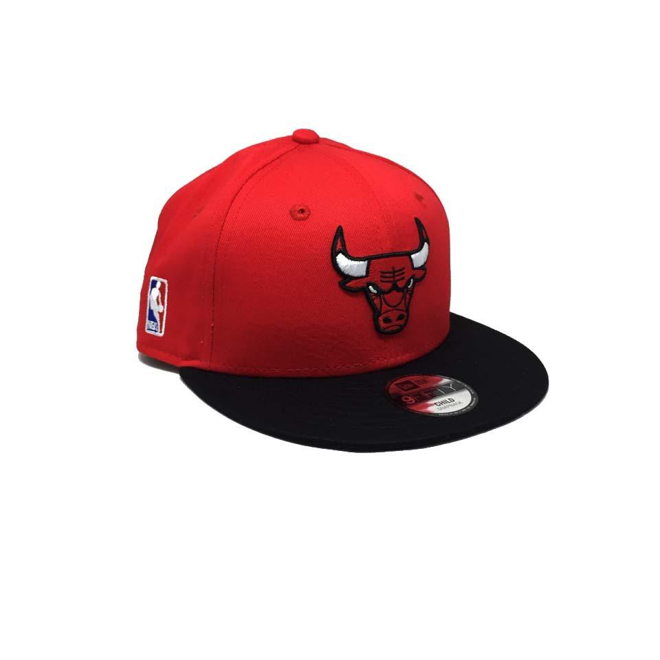 Casquette enfant New era Chicago Bulls 9fifty