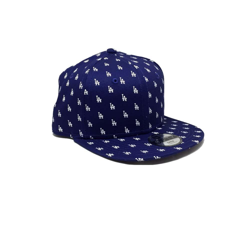 Casquette enfant new era - Monogram Los Angeles Dodgers